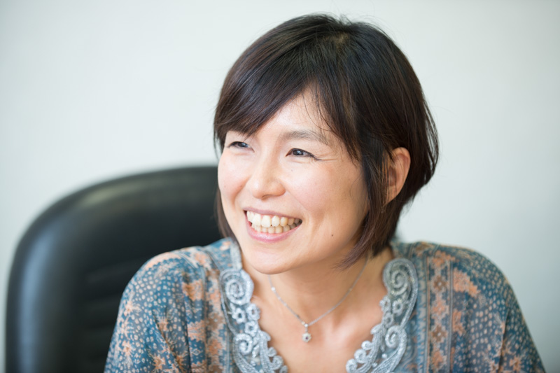 Photo of Motoko Unoki